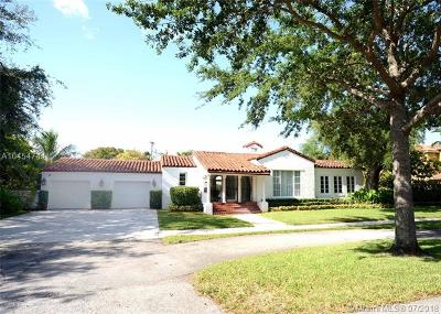 Miami Shores Single Family Home For Sale: 113 NE 101st St