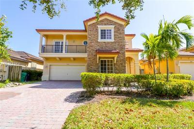 Cutler Bay Single Family Home For Sale: 9410 SW 225th St