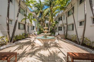 Miami Beach Condo For Sale: 731 6th St #104-E