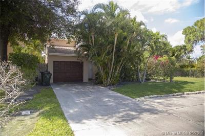 Palm Beach County Single Family Home For Sale: 2409 Sundy Ave