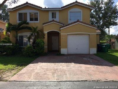 Miami Single Family Home For Sale: 9641 SW 163rd Ave