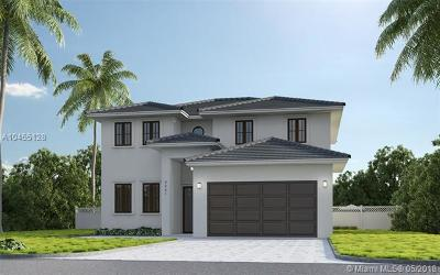 Miami Single Family Home For Sale: 4241 SW 85th Ave