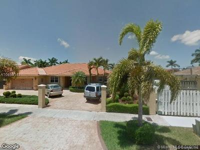 Miami Single Family Home For Sale: 13921 SW 36th St