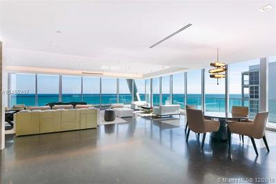 Surfside Condo For Sale: 9349 Collins Ave #1006