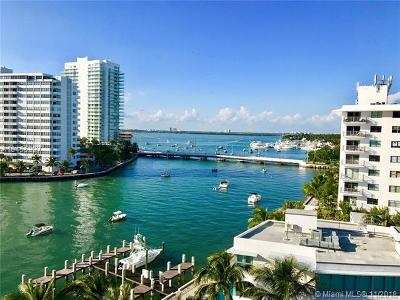 Miami Beach Condo For Sale: 1445 16th St #805