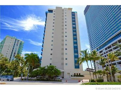 Hollywood Condo For Sale: 4001 S Ocean Dr #5H