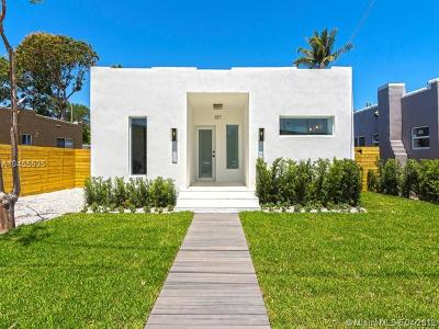 Miami Single Family Home For Sale: 327 NW 39th St