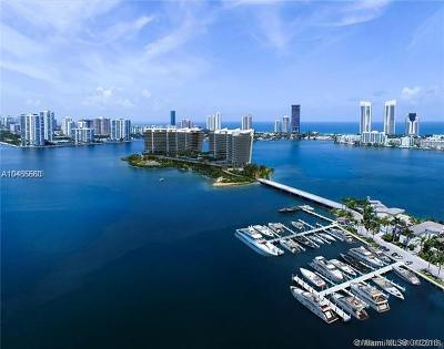Aventura Condo For Sale: 5000 NE Island Estates Dr #PH 1501