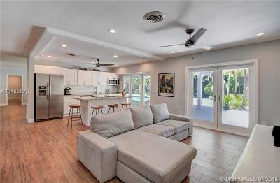 Pinecrest Single Family Home For Sale: 12600 SW 68th Ct