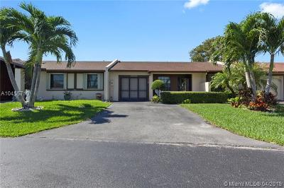 Delray Beach Single Family Home For Sale: 15788 Philodendron Cir
