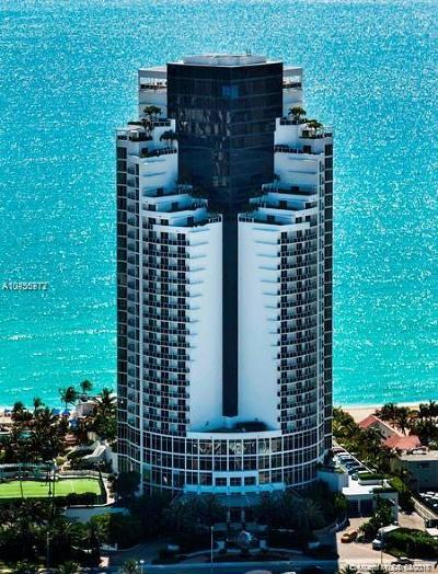 Sunny Isles Beach Single Family Home For Sale: 18001 Collins Ave #502