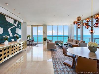 Miami-Dade County Condo For Sale: 50 S Pointe Dr #2802
