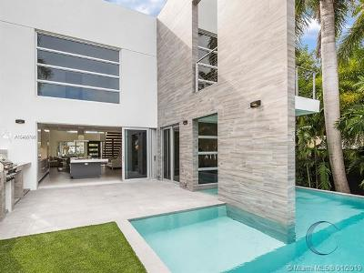 Miami Beach Single Family Home For Sale: 257 Palm Ave