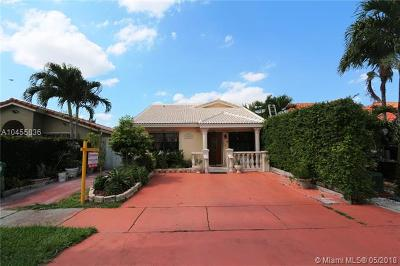 Hialeah Gardens Single Family Home For Sale: 9039 NW 114th Ter