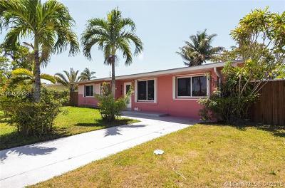 Cutler Bay Single Family Home For Sale: 9760 Memorial Rd