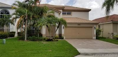 Coconut Creek Single Family Home For Sale: 5335 Flamingo Ct