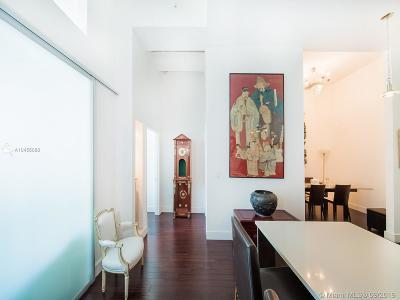 Miami Condo For Sale: 1900 N Bayshore Dr #808-809
