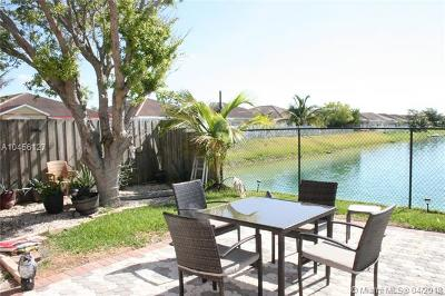 Miami Single Family Home For Sale: 22937 SW 109th Ave