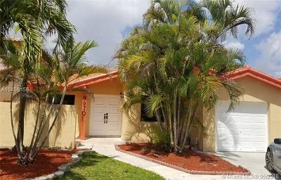 Miami Single Family Home For Sale: 9970 SW 147th Ct