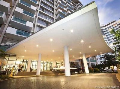 Miami Beach Condo For Sale: 1000 West Ave #BS102
