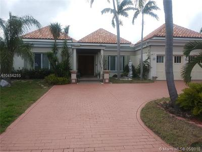 Lauderdale By The Sea Single Family Home For Sale: 293 Tropic Dr