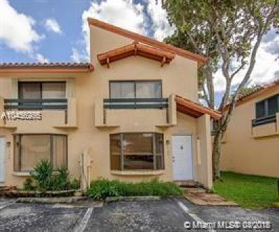 Miami Condo For Sale: 10180 SW 77th Ct #10180