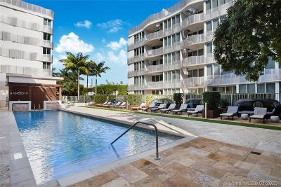 Miami Beach Condo For Sale: 2130 Park Ave #TH7