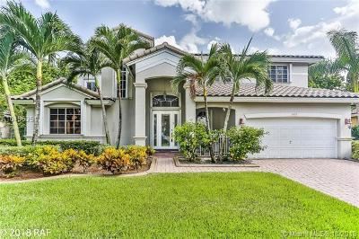 Cooper City Single Family Home For Sale: 2807 Poinciana Cir