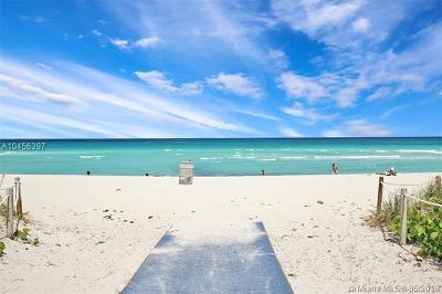 Miami Beach Condo For Sale: 7832 Collins Ave #502