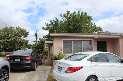 Miami-Dade County Single Family Home For Sale: 17005 NW 38th Ct