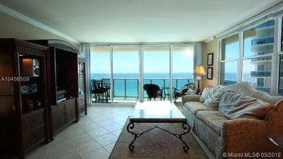 Hollywood Condo For Sale: 2501 S Ocean Dr #1525