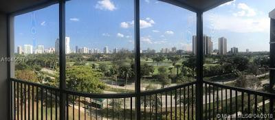 Aventura Condo For Sale: 3301 N Country Club Dr #709