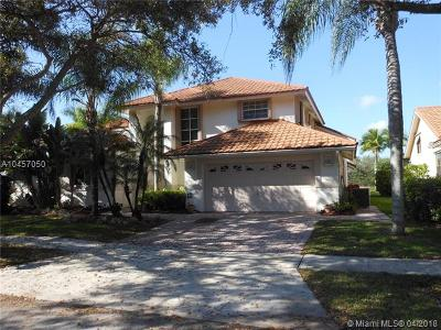 Broward County Single Family Home For Sale: 1508 NW 183 Terrace