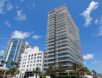 Miami Beach Condo For Sale: 3737 Collins Ave #N-207