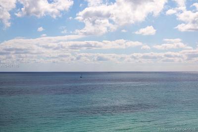 Miami Beach Condo For Sale: 6767 Collins Ave #1106