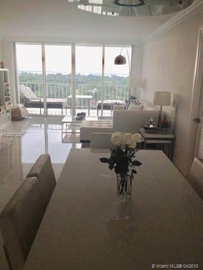 Miami Beach Condo For Sale: 5750 Collins Ave #10E