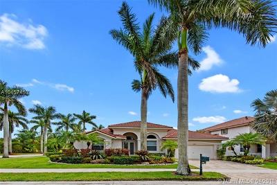 Weston Single Family Home For Sale: 2000 Quail Roost Dr