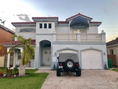 Miami FL Single Family Home For Sale: $430,000