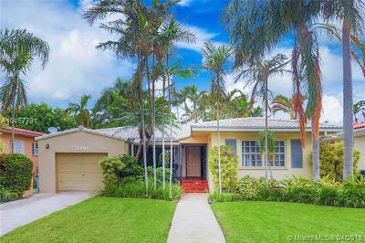 Surfside Single Family Home For Sale: 9217 Byron Ave