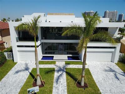 Miami-Dade County Single Family Home For Sale: 3181 NE 165th St