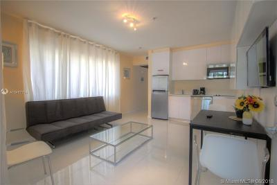 Miami Beach Condo For Sale: 801 15th St #110