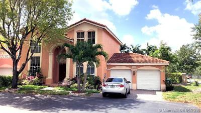 Doral Single Family Home For Sale: 10896 NW 51st Ln