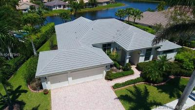 Weston Single Family Home For Sale: 2568 Eagle Run Ln