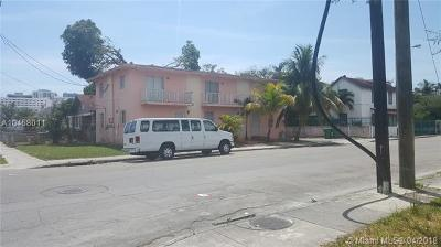 Miami Multi Family Home For Sale: 876 NW 1st St