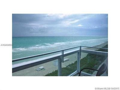 Miami Beach Condo For Sale: 6801 Collins Ave #722