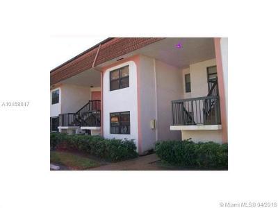 Miami Condo For Sale: 20910 NE 8th Ct #101-22