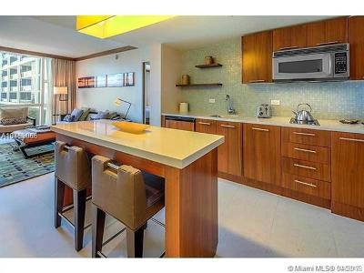 Miami Beach Condo For Sale: 6801 Collins Ave #705