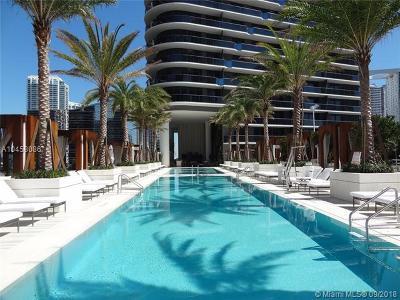 Miami-Dade County Condo For Sale: 801 S Miami Ave #1503