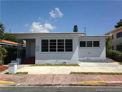 Miami Beach Multi Family Home For Sale: 903 80th St