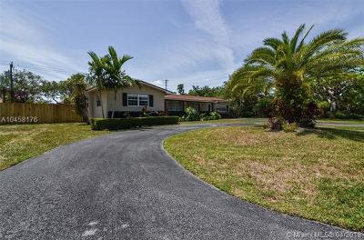 Palmetto Bay Single Family Home For Sale: 8580 SW 141 St